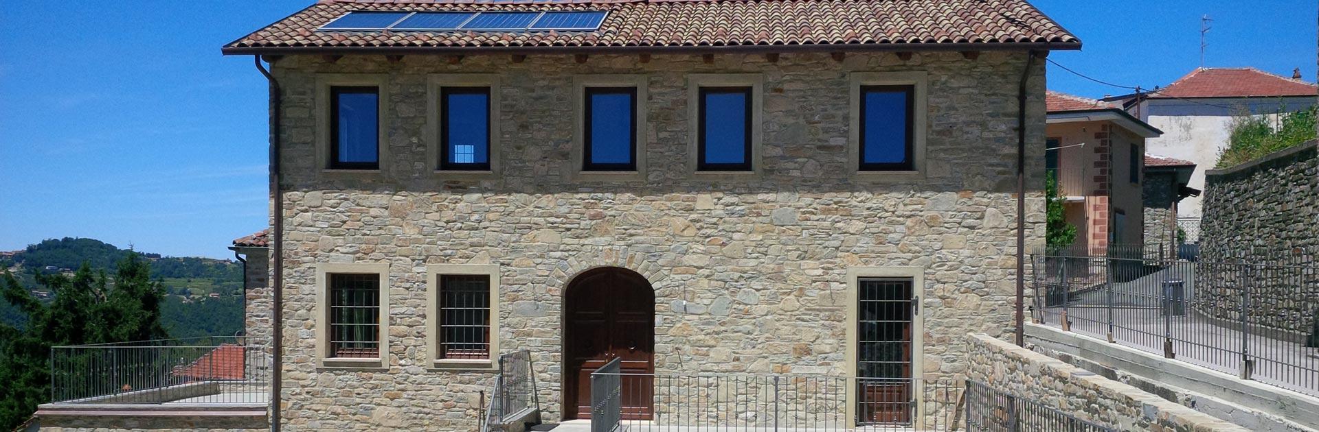 Pietra di langa pietra alpina pietra stia pietre naturali realizzazione muri in pietra - Davanzali finestre in pietra ...