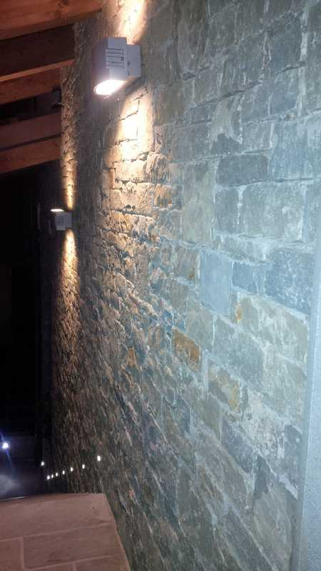 Rivestimento muri interni in pietra di langa n 1 - Muri interni in pietra ...