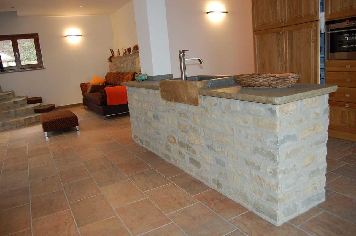 Pavimenti Rustici Interni : Murature in pietra di langa muri in pietre di langa realizzazione