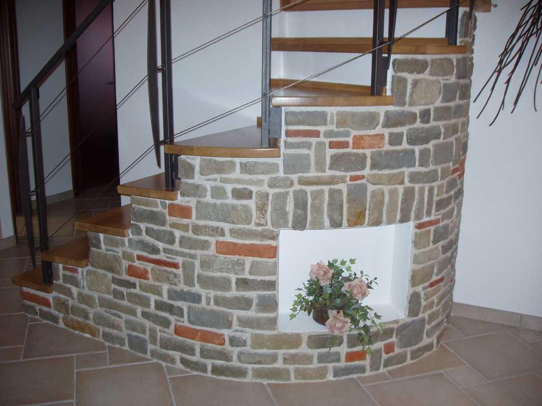 Rivestimento muri interni in pietra di langa n 2 - Muri interni in pietra ...