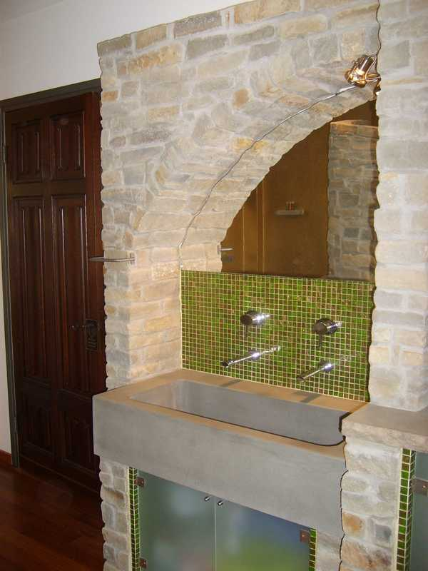 Murature in pietra di langa muri in pietre di langa - Bagno rivestimento pietra ...