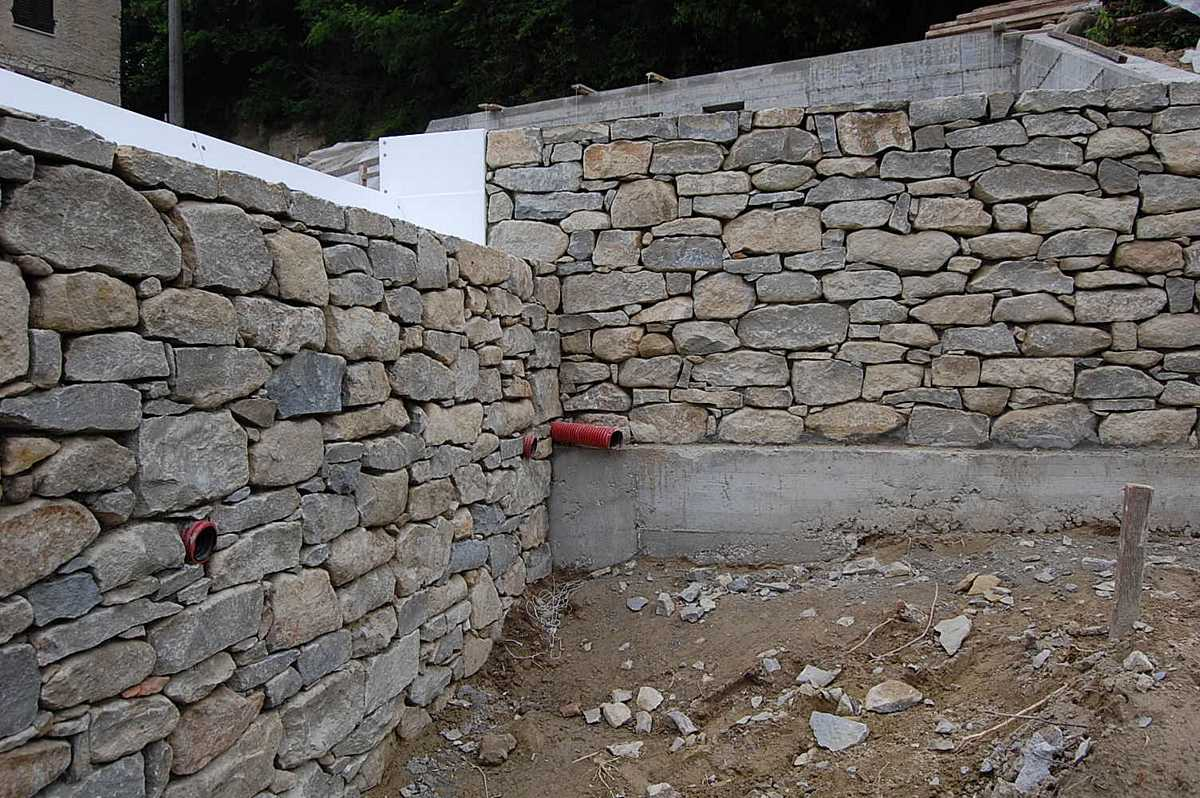 Muro in Pietra di Langa n°32