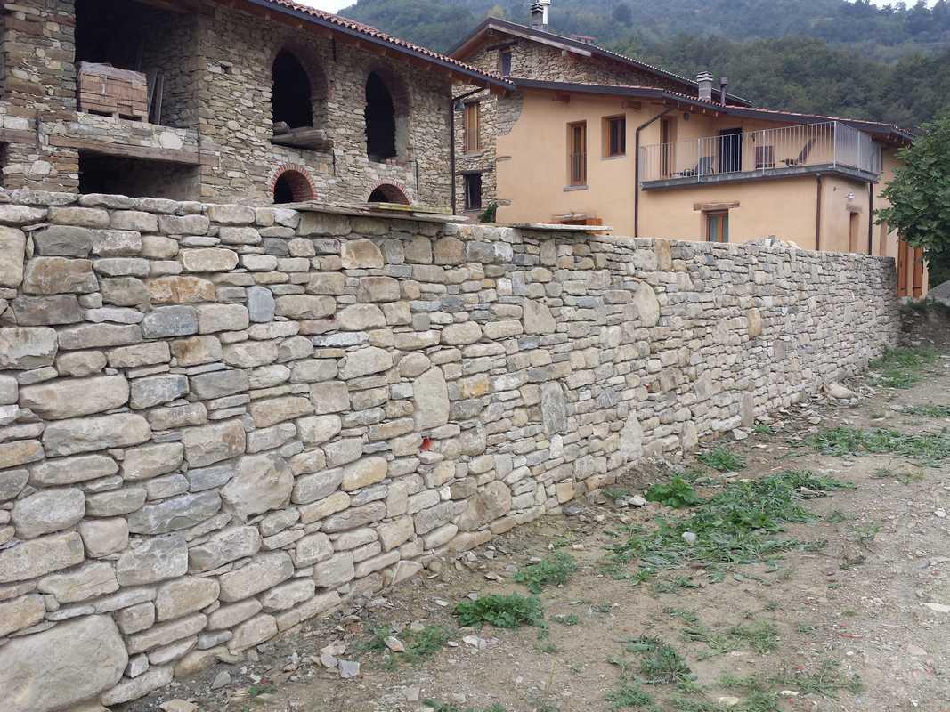 Muro in Pietra di Langa n°44