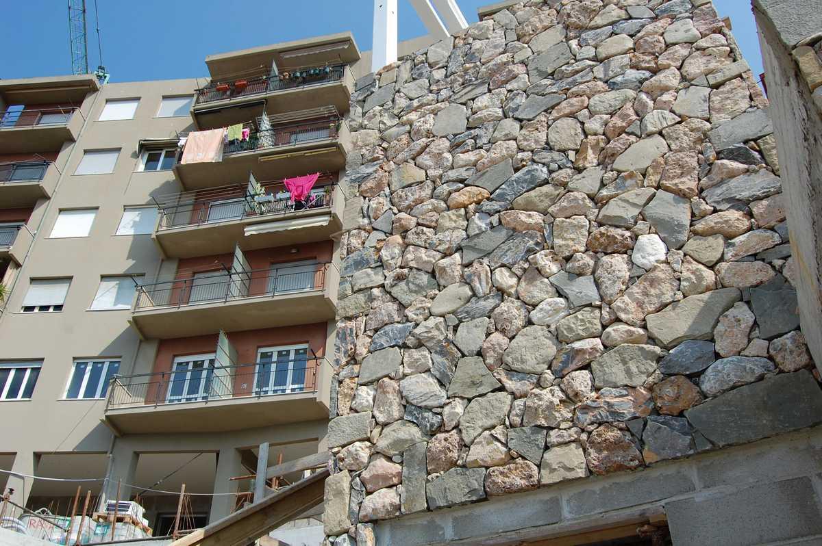 Murature in pietra di langa muri in pietre di langa - Spessore muri interni ...