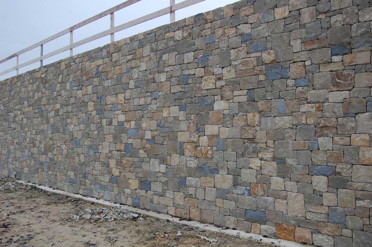 Murature in pietra di Langa, Muri in pietre di Langa, Realizzazione muri in p...