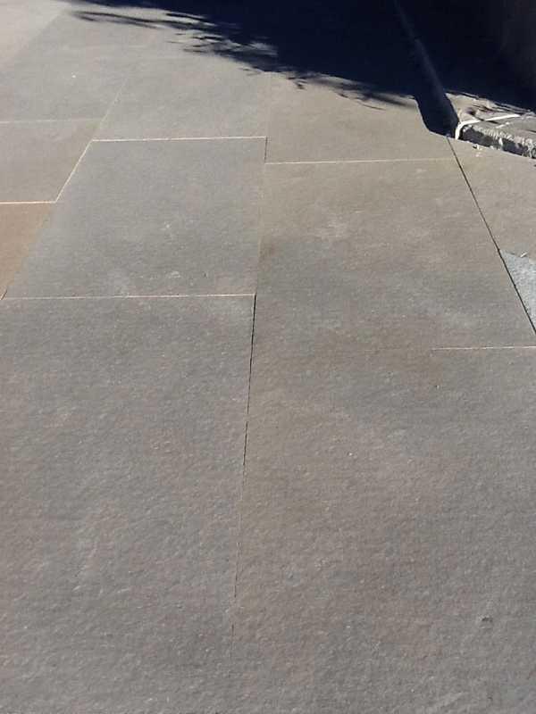 Pavimento tipo piastrelle in pietra alpina n 9 - Piastrelle tipo pietra ...