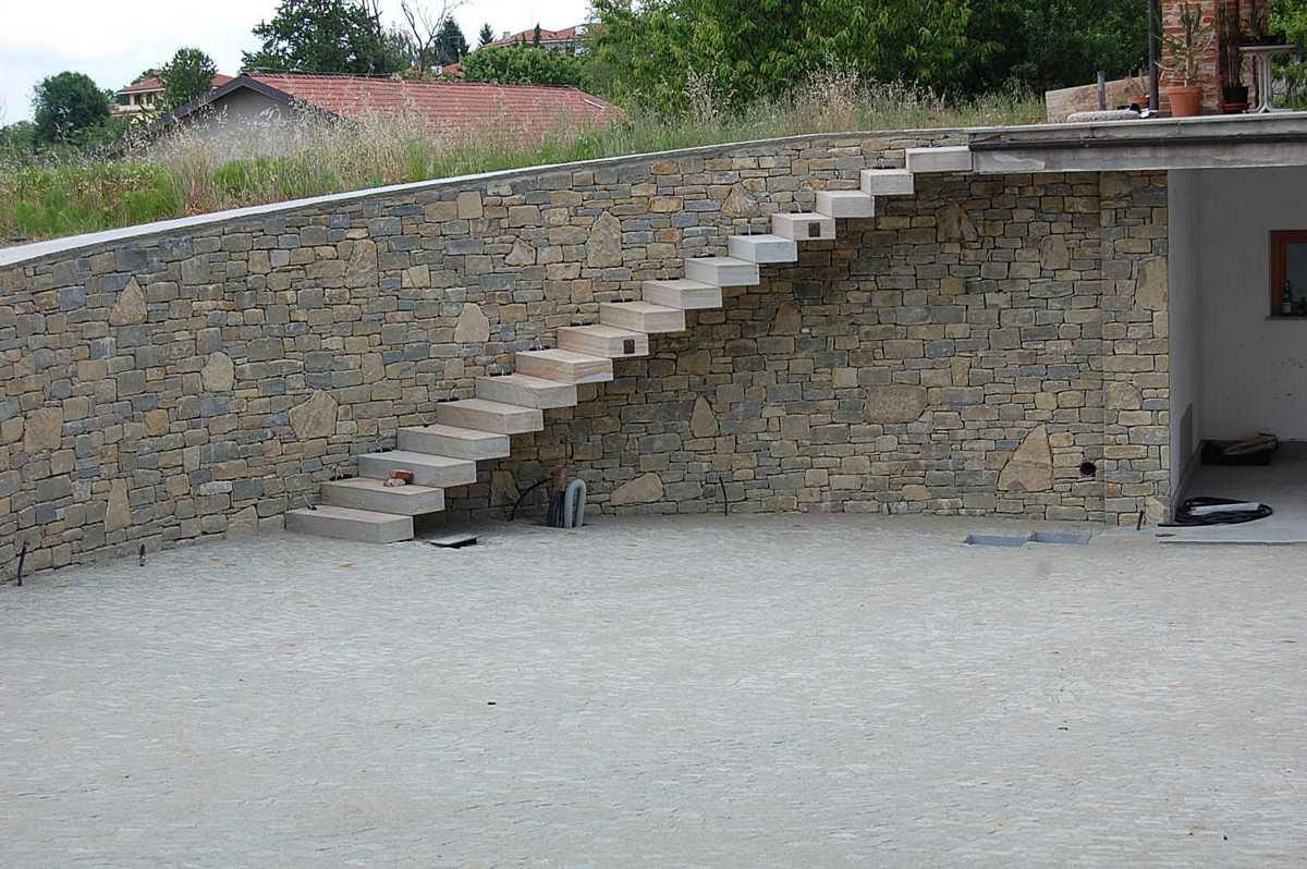 Super Murature in pietra di Langa, Muri in pietre di Langa  OV15